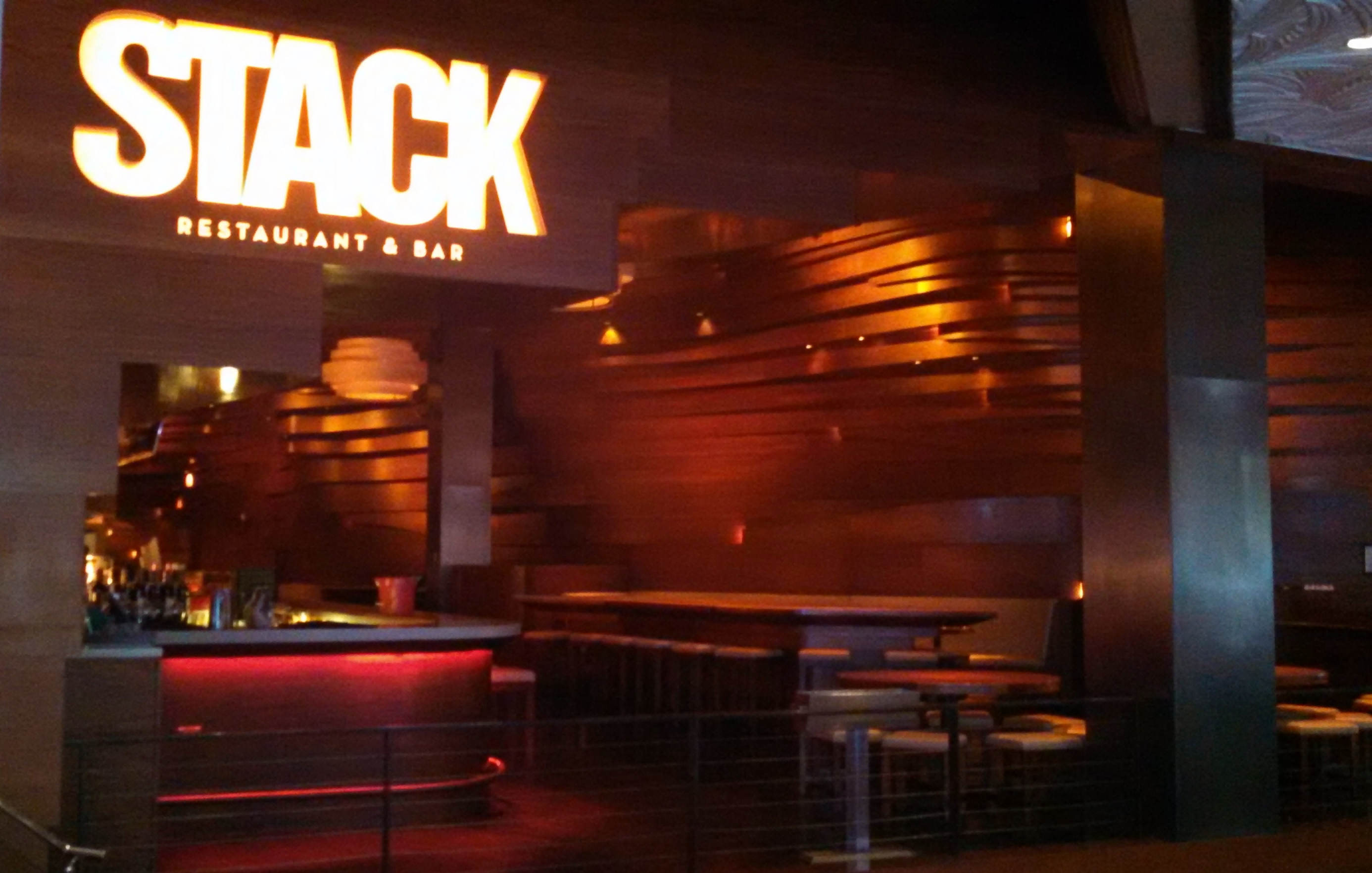 Stack Restaurant and Bar The Mirage
