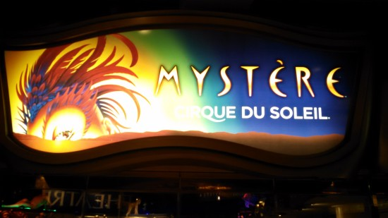 Mystere by Cirque Du Soleil - Treasure Island