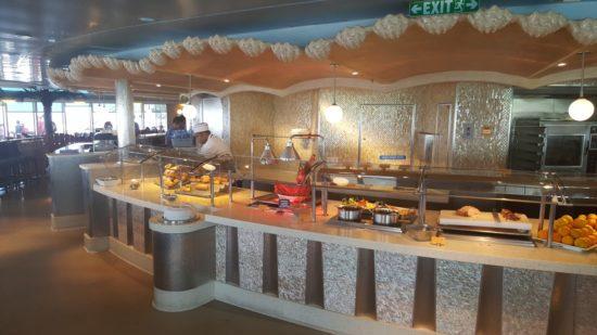 Cabana's Buffet