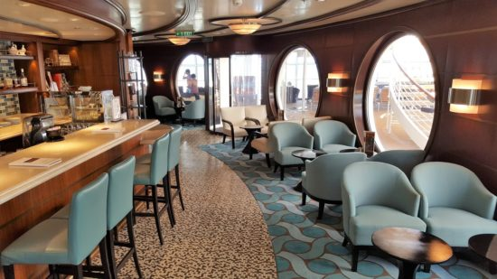 Disney Cruise Cove Cafe