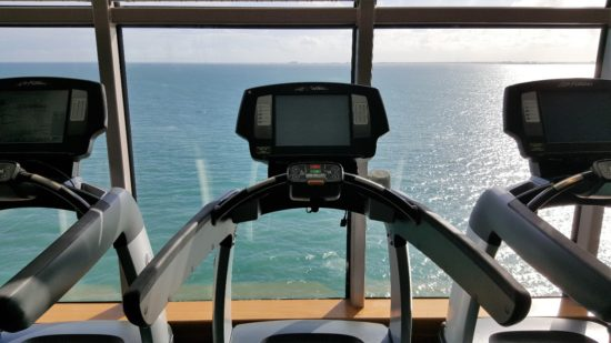 Disney Dream Cruise Gym