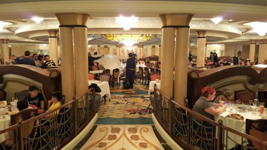 Disney Dream Royal Palace