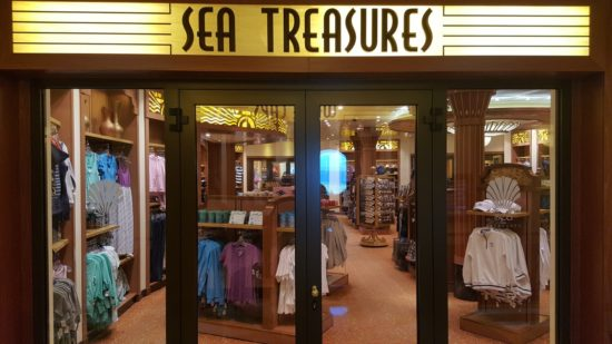 Disney Dream Spa Treasures