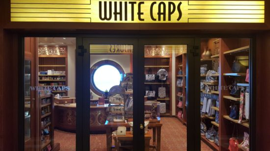 Disney Dream White Caps