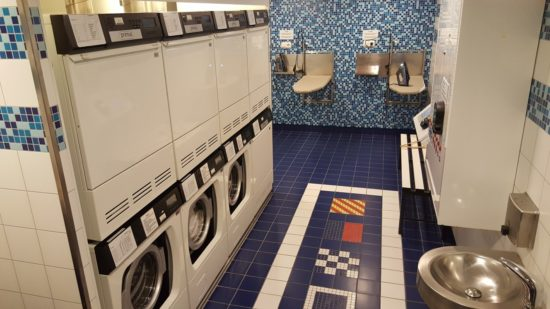 Disney Dream Laundry Room