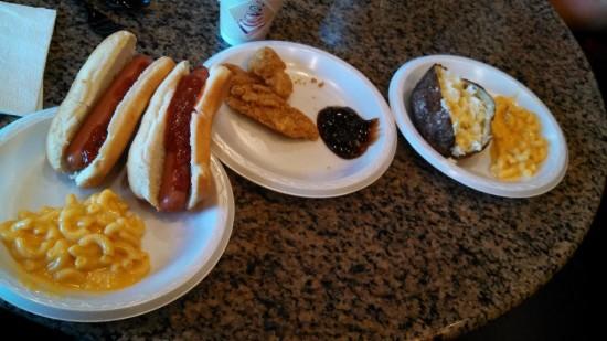 Drury Inn & Suites Orlando. Free Food