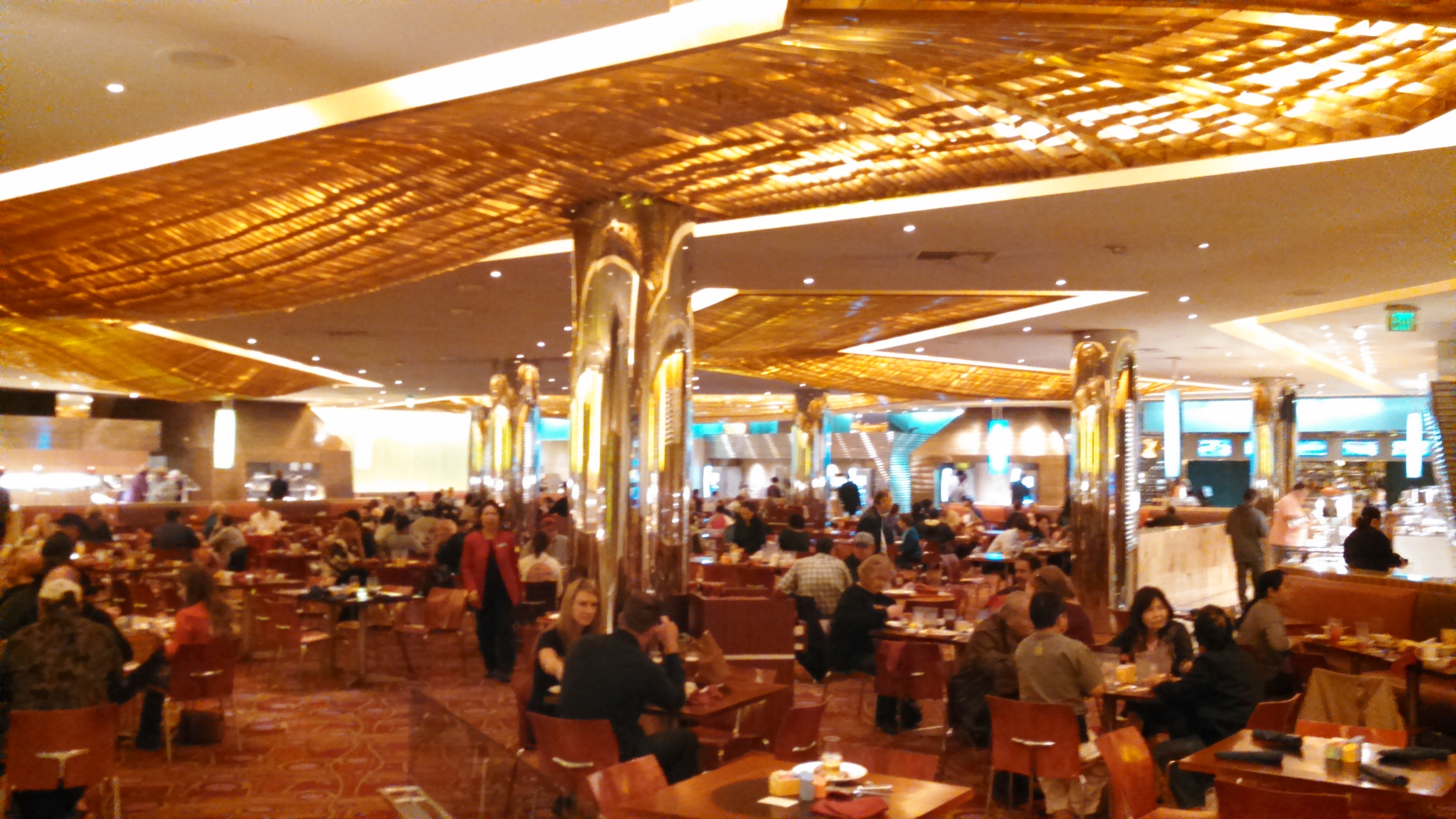 Cravings Buffet – The Mirage