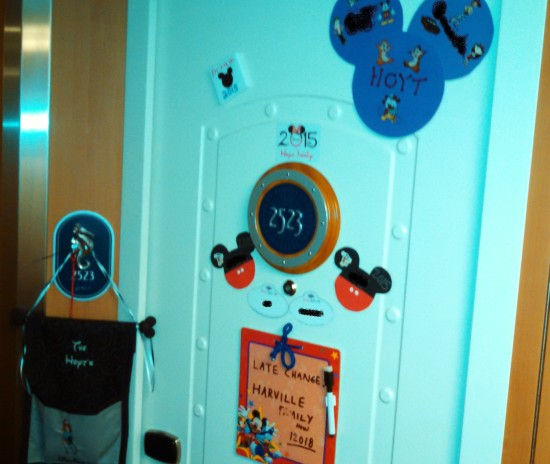 Disney Cruise Fish Extender Exchange (FE) Gifts For Adults. Door Magnets.