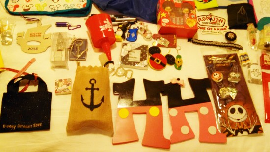 Disney Cruise Fish Extender Exchange (FE) Gifts For Adults