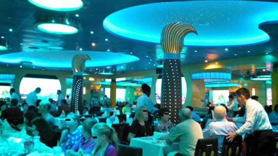 Disney Dream Dining Rooms Animator's Palate