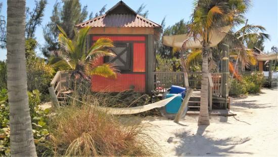 Castaway Cay Adult Cabanas