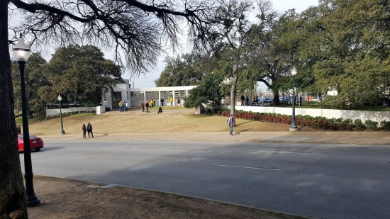Dealey Plaza and Museum