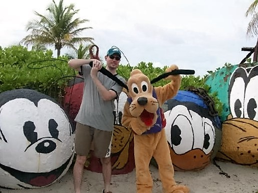 Disney Cruise Castaway Cay for Adults