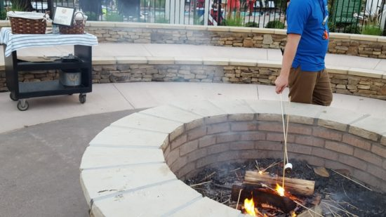 Dollywood's Dream More Resort. Smores
