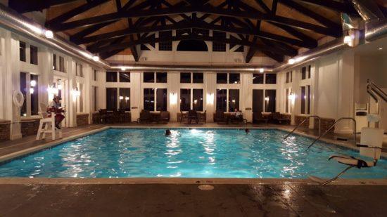 Dollywood's Dream More Resort. Indoor Pool