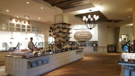 Dollywood's Dream More Resort. Song and Hearth Restaurant